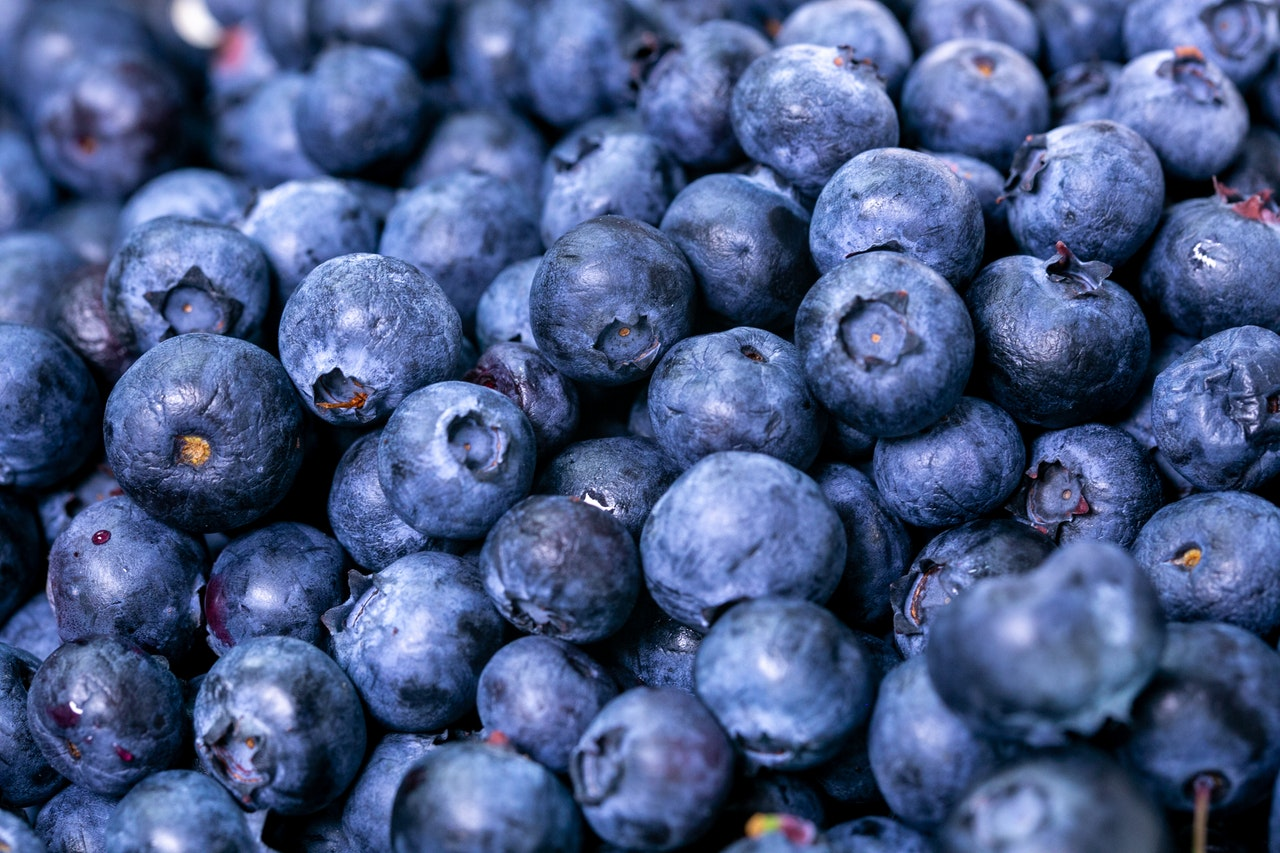 Blueberry immune system boost